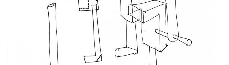 Sock drawer-sketches 02
